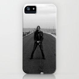 Fenriz Holy Island 1 iPhone Case