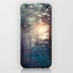 A walk in the forest iPhone 6s Slim Case