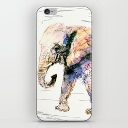 elephant queen - the whole truth iPhone Skin