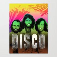 D.I.S.C.O! Canvas Print