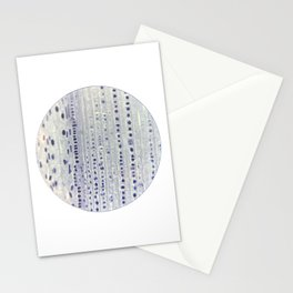 Onion Root Tip Cells Stationery Cards