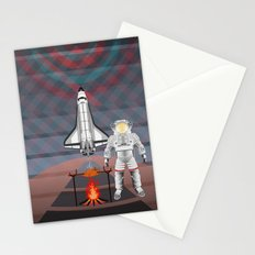 Space Tourism  Stationery Cards