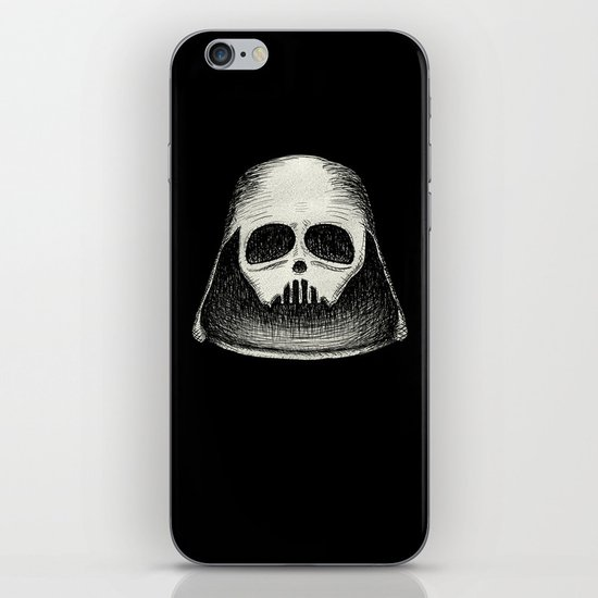 Death Vader iPhone & iPod Skin