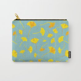Ginkgo Collection Carry-All Pouch