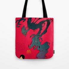 Mister Boogey Tote Bag