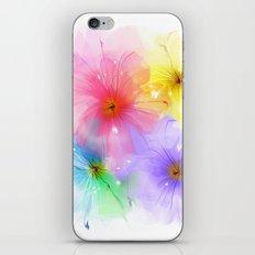 Flowers of June iPhone & iPod Skin