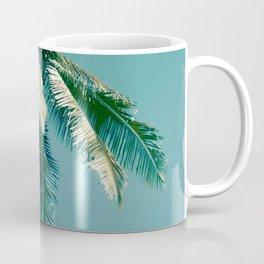 Niu Hawaiian Tropical Coconut Palm Tree Keanae Maui Hawaii Coffee Mug