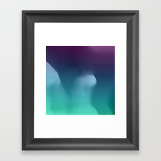 a perpetual apology for those times that keep happening Framed Art Print