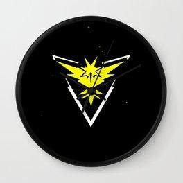 poke mon logo Wall Clock