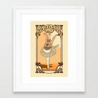 swanson Framed Art Prints featuring Swanson Lake by Rodrigo Ferreira