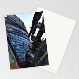 Blue Boats Stationery Cards