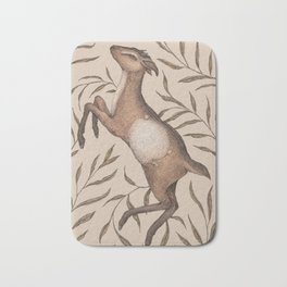 The Goat and Willow Bath Mat