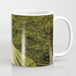 Bridge To Moore Cove Falls Coffee Mug