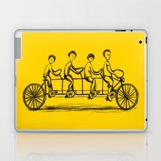 Family Bike Laptop & iPad Skin