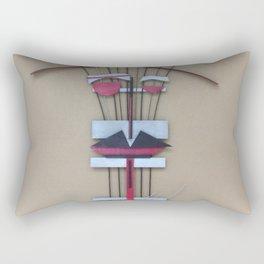 JazzMan Rectangular Pillow