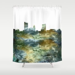 Fort Wayne Indiana Shower Curtain