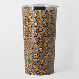 Buddha Wall Travel Mug