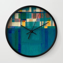 Olympic Diving Wall Clock