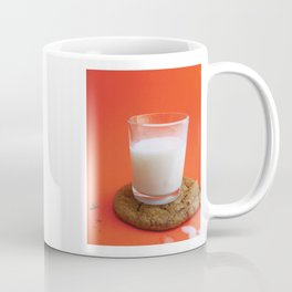 Cookie as a Coaster (Alternative Look) Coffee Mug