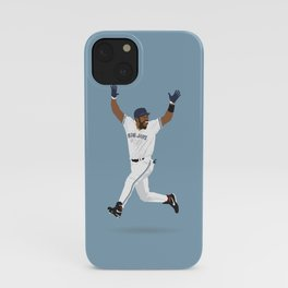 Home Run Celebration iPhone Case