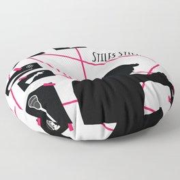 Stiles Stilinski Floor Pillow