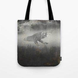 Dream Space Tote Bag