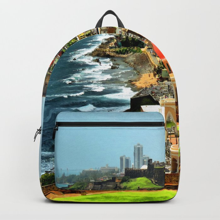 Faith Not Lost Backpack