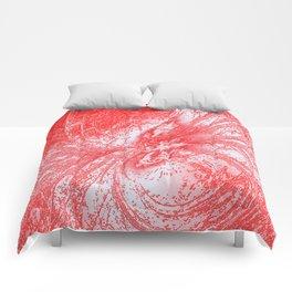 Splatter in Fruit Punch Comforters