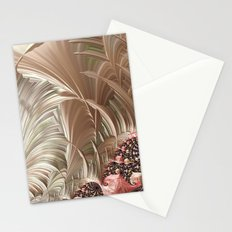 Pink Pearlesque Stationery Cards