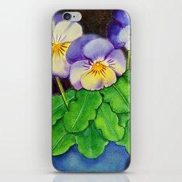Little Beauties iPhone Skin