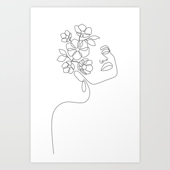 Dreamy Girl Bloom by explicitdesign