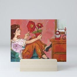 friend Mini Art Print