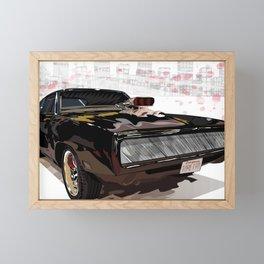 Toretto Framed Mini Art Print
