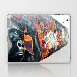 Gorille - Rue Ordoner Laptop & iPad Skin