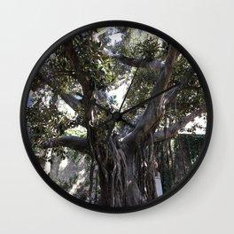 Big Fat Italian Tree Wall Clock