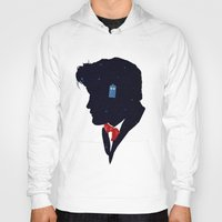 dr who Hoodies featuring Dr Who - Geronimo by Duke Dastardly