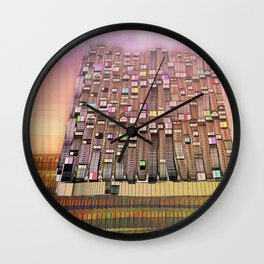 Atlante 30-06-16 / BABYLON'souls Wall Clock