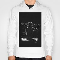 niall Hoodies featuring TMH Niall by Cyrilliart
