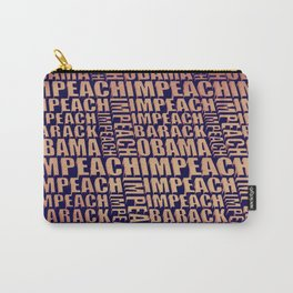Impeach Barack Obama Carry-All Pouch