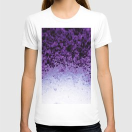 Purple Crystal Ombre T-shirt