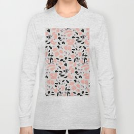 Spring sunshine Terrazzo Long Sleeve T-shirt