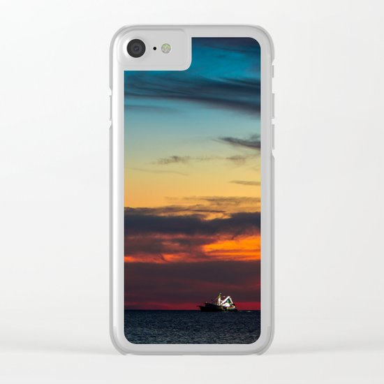 Wait for it ... Clear iPhone Case