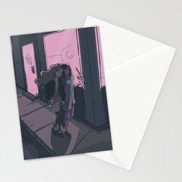 milkshakes and love Stationery Cards