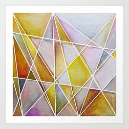 Shattered Light Art Print