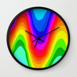 Trip Trip Wall Clock