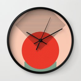 Cirkel is my friend V1 Wall Clock