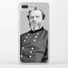 General George Thomas Clear iPhone Case