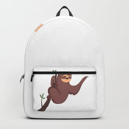 Either You Love Farrier Or You Are Wrong - With Cute Sloths Hanging Backpack