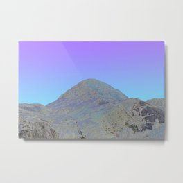 Chromascape 34 (highlands) Metal Print