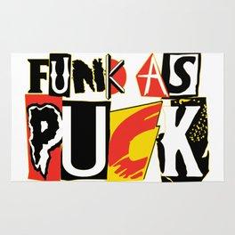 Funk As Puck Rug